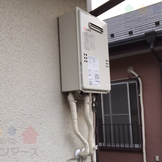 GQ-83W→GQ-1639WE 給湯器交換工事専門店 プランマーズ【西東京市】