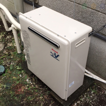 RUF-2402SAG→リンナイ:RUF-A2400SAG(A)給湯器交換工事専門店|プランマーズ【日野市】
