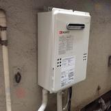 KS-164LBH→GQ-1639WS 給湯器交換工事専門店 プランマーズ【北区】