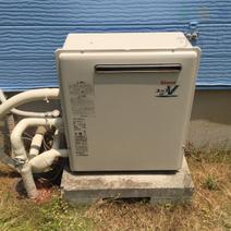 RUF-A2003SAG→RUF-A2003SAG(A) 給湯器交換工事専門店|プランマーズ【都筑区】