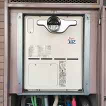 RUFH-VD2401AT2-3→RVD-A2400AT2-3(A) 給湯器交換工事専門店|プランマーズ【都筑区】
