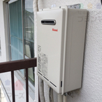 GQ-1610WE→RUX-A1610W-E 給湯器交換工事専門店 プランマーズ【杉並区】