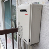 GQ-1610WE→RUX-A1610W-E 給湯器交換工事専門店|プランマーズ【杉並区】