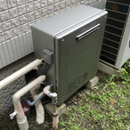 GT-2422SARX→GT-C2462SARX BL 給湯器交換工事専門店|プランマーズ【都筑区】
